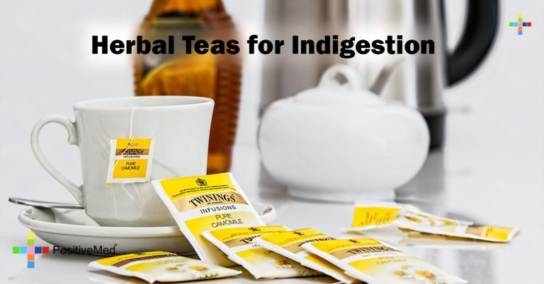 Herbal Teas for Indigestion