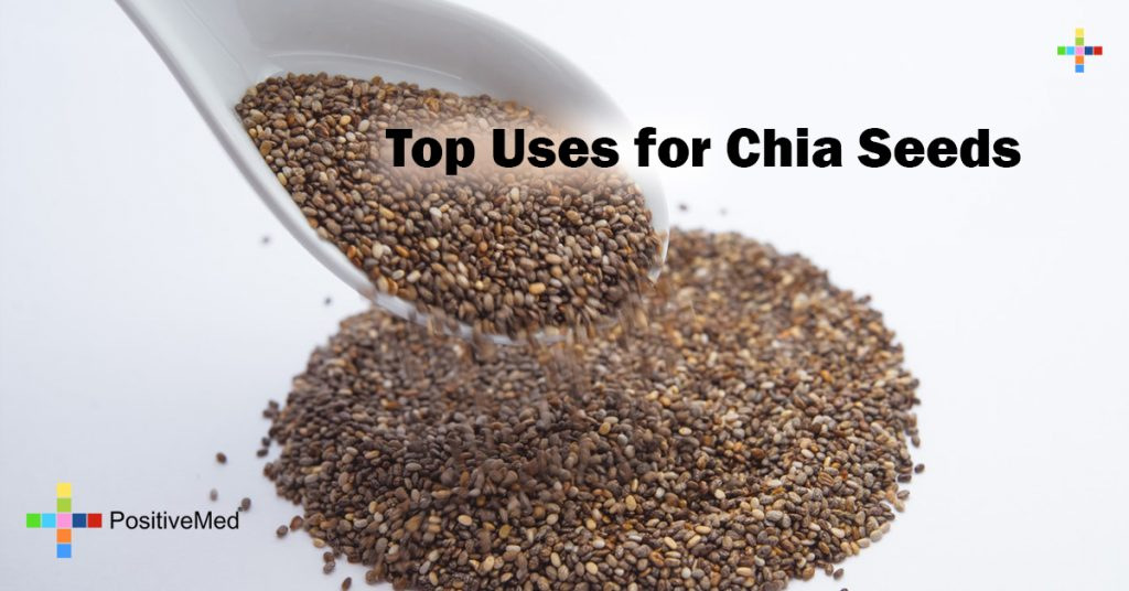 Top Uses for Chia Seeds