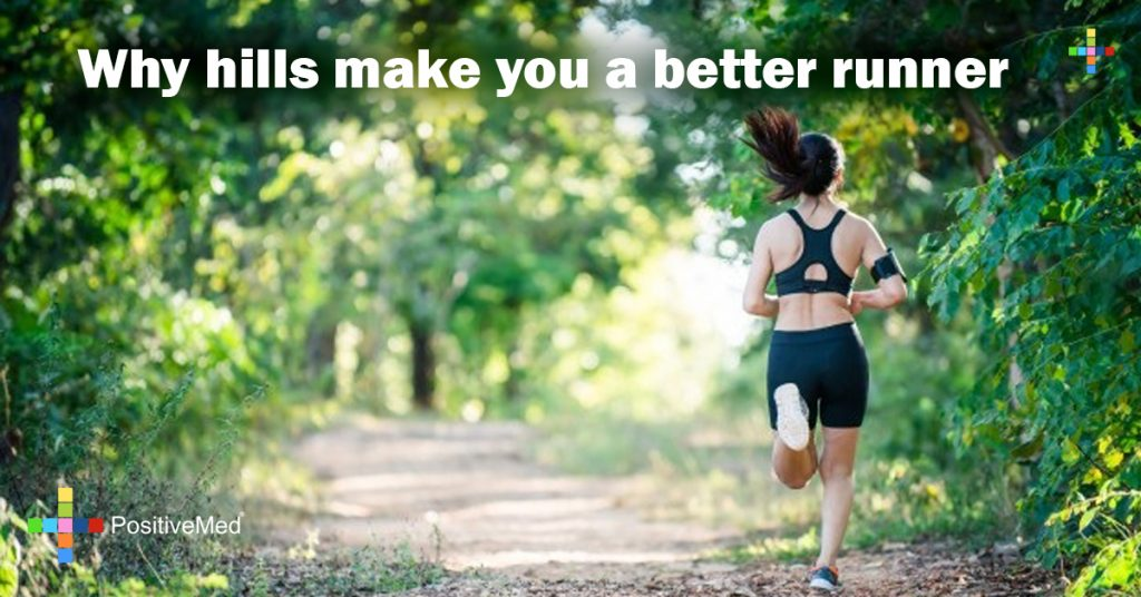 Why hills make you a better runner