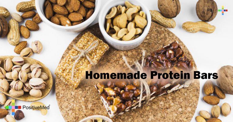 Homemade Protein Bars