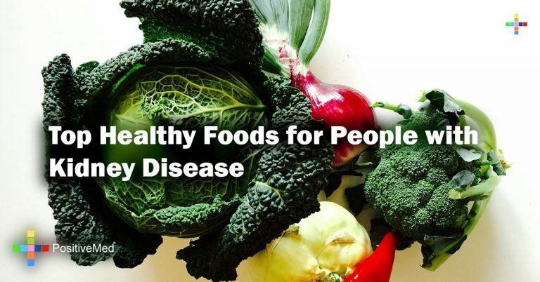 Top Healthy Foods for People with Kidney Disease