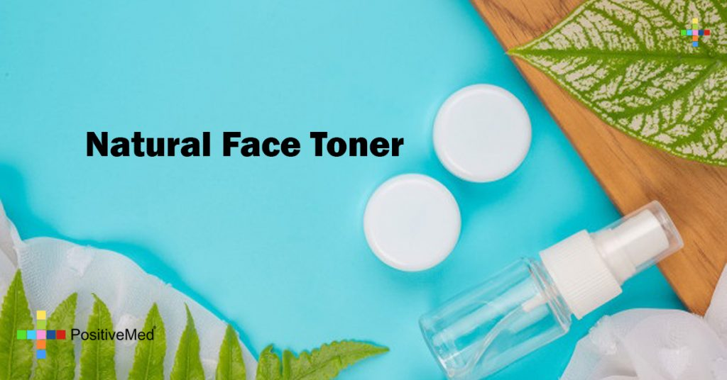 Natural Face Toner