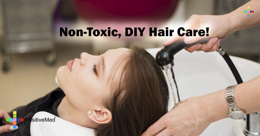 Non-Toxic, DIY Hair Care!