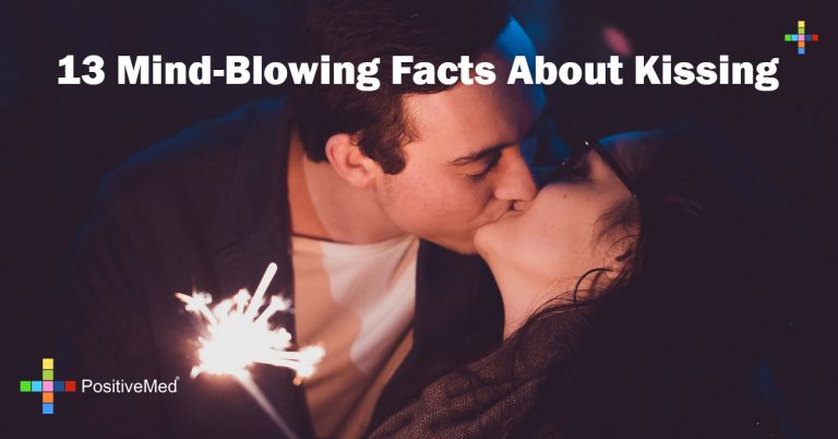 13 Mind-Blowing Facts About Kissing