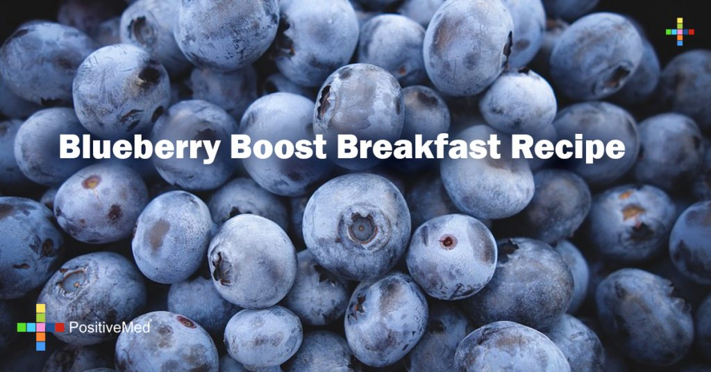 Blueberry Boost Breakfast Recipe