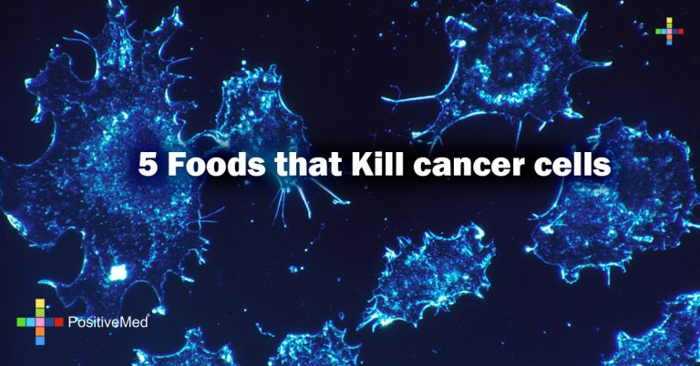 5 Foods that Kill cancer cells