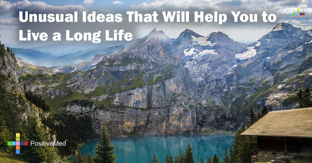 Unusual Ideas That Will Help You to Live a Long Life