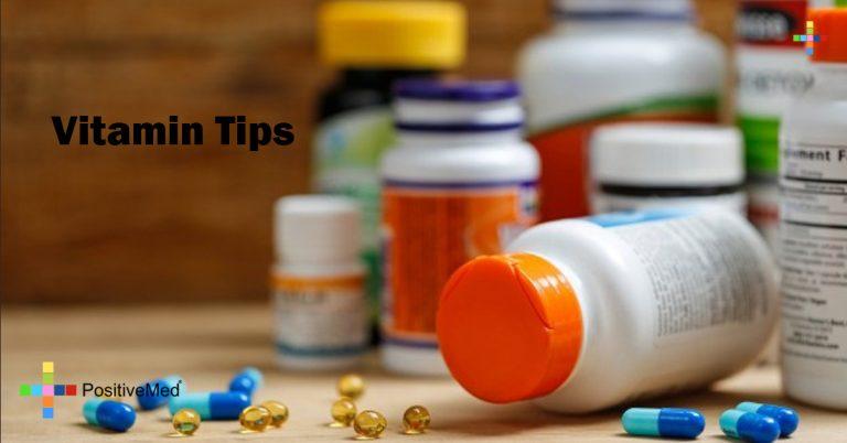 Vitamin Tips