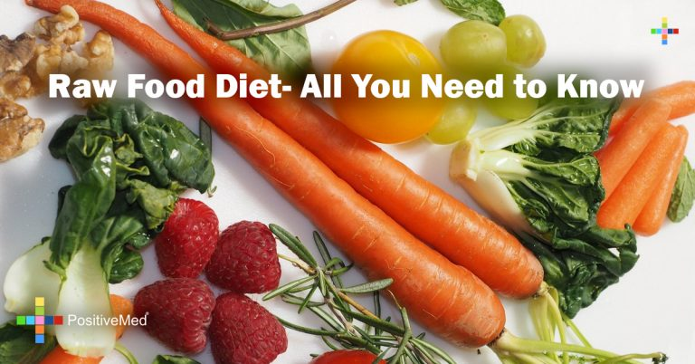 Raw Food Diet- All You Need to Know