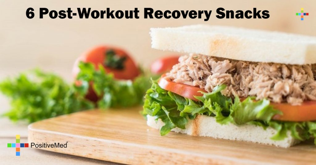 6 Post-Workout Recovery Snacks