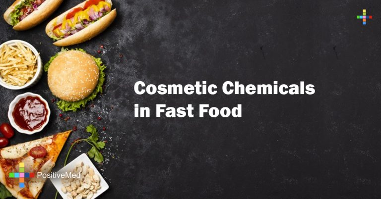 Cosmetic Chemicals in Fast Food