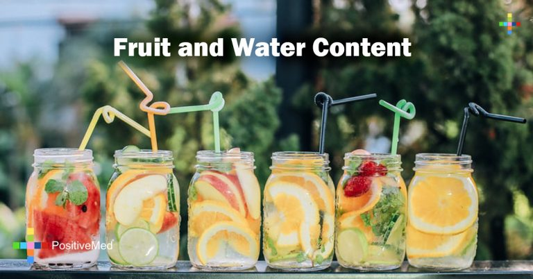 Fruit and Water Content