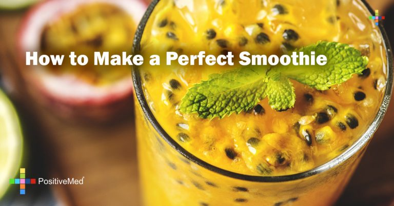 How to Make a Perfect Smoothie for Healthy Living
