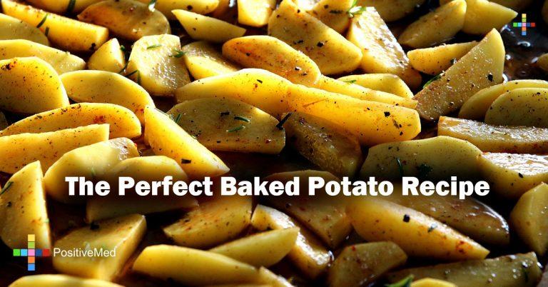 The Perfect Baked Potato Recipe