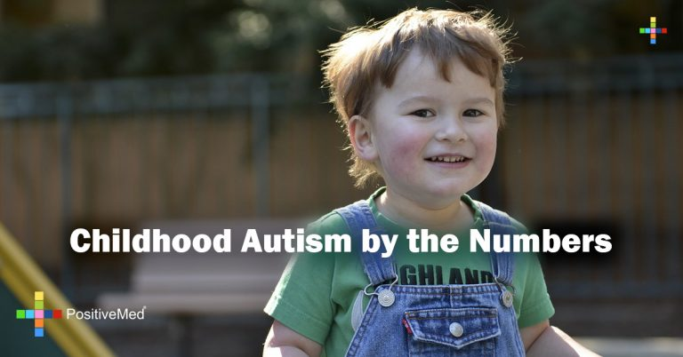 Childhood Autism by the Numbers