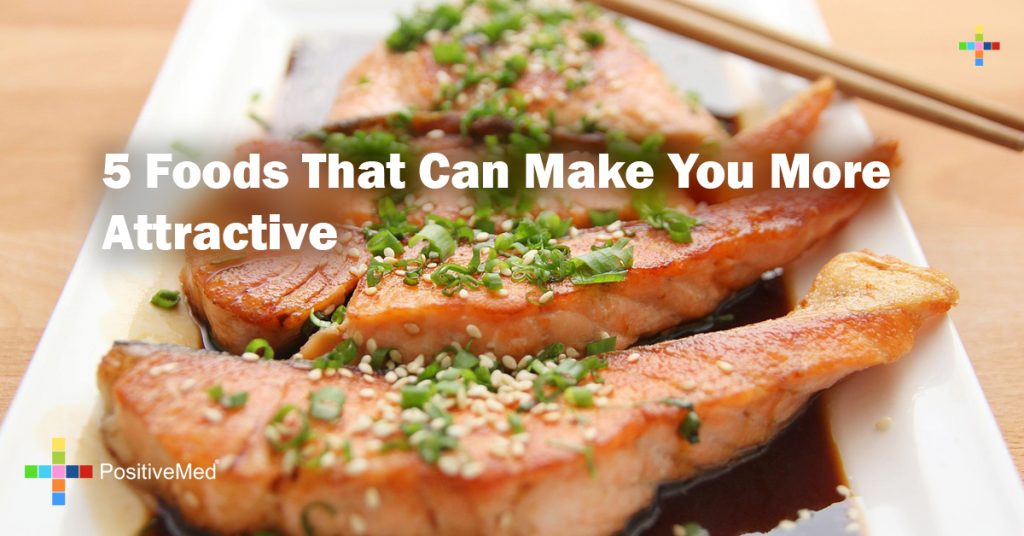 5 Foods That Can Make You More Attractive