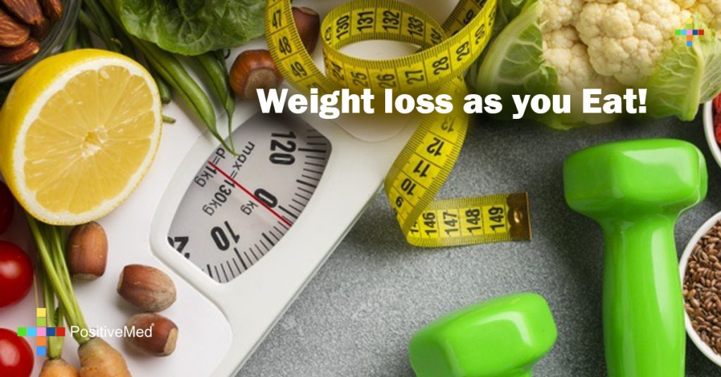 Weight loss as you Eat!