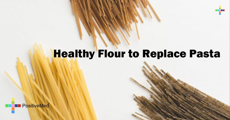 Healthy Flour to Replace Pasta