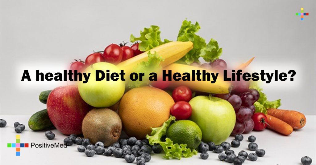 A healthy Diet or a Healthy Lifestyle?