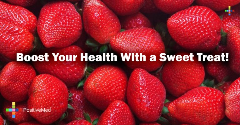 Boost Your Health With a Sweet Treat!