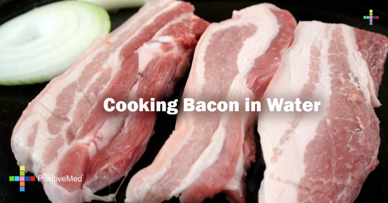 Cooking Bacon in Water