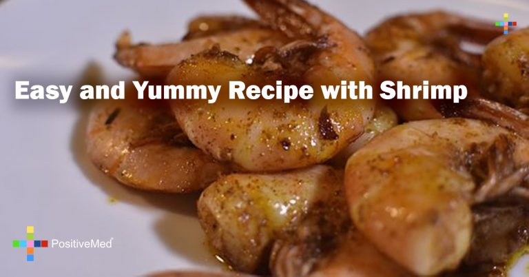 Easy and Yummy Recipe with Shrimp