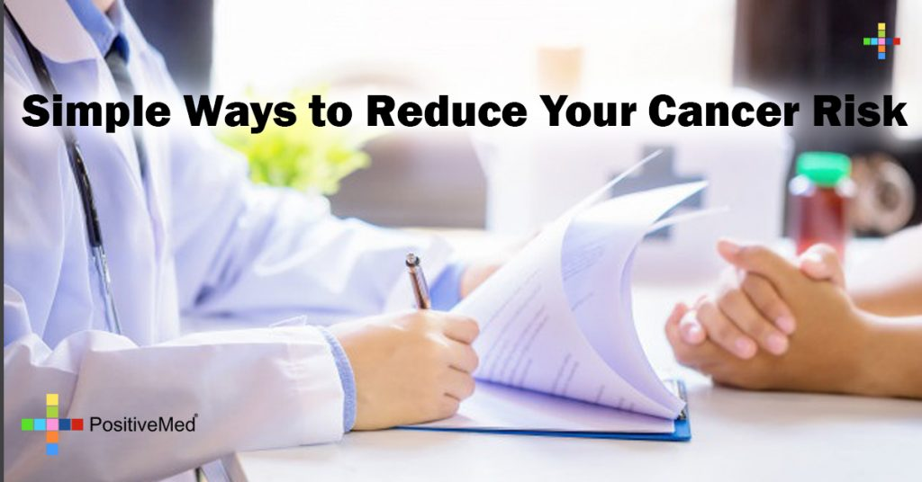 Simple Ways to Reduce Your Cancer Risk