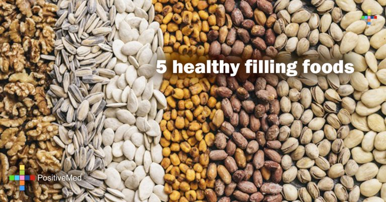 5 healthy filling foods
