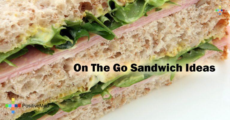 On The Go Sandwich Ideas