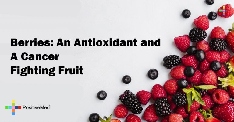 Berries: An Antioxidant and A Cancer Fighting Fruit