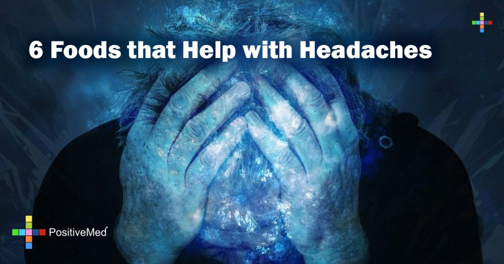 6 Foods that Help with Headaches