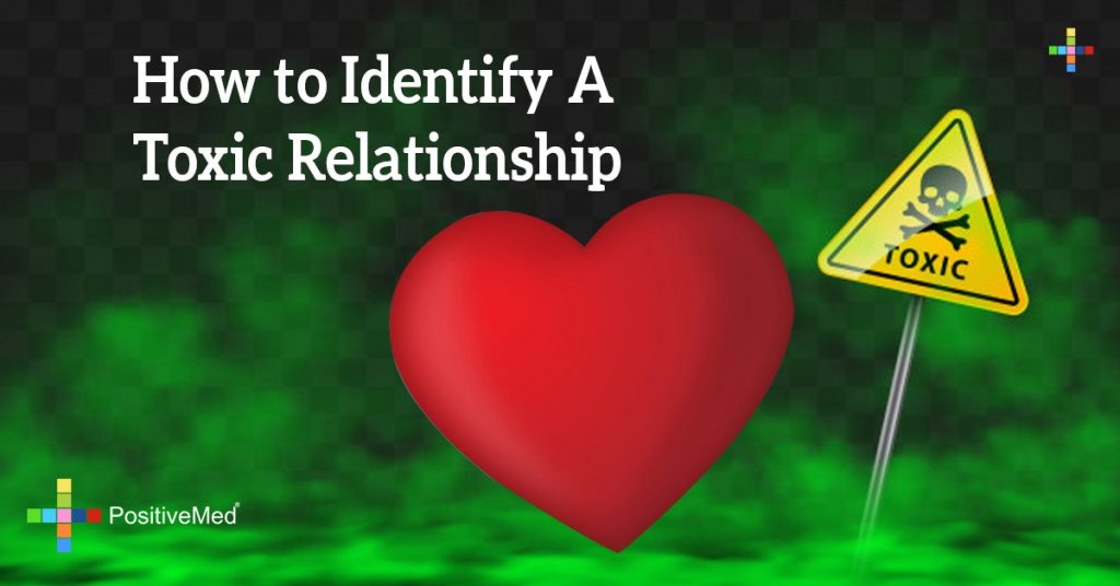 How to Identify A Toxic Relationship