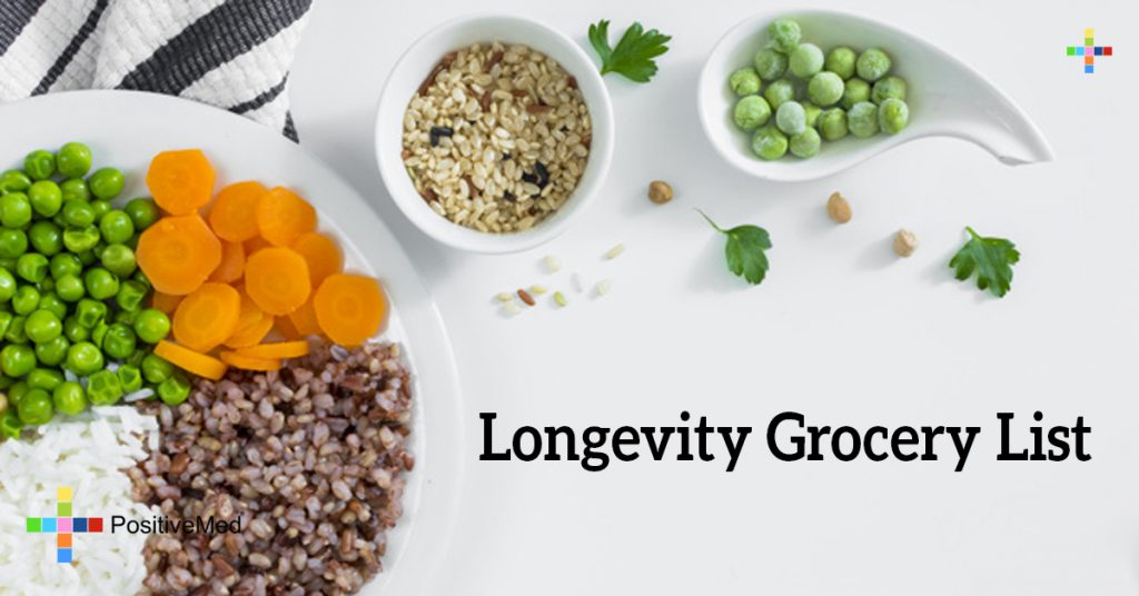 Longevity Grocery List