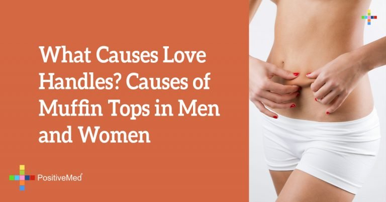 What Causes Love Handles? Causes of Muffin Tops in Men and Women