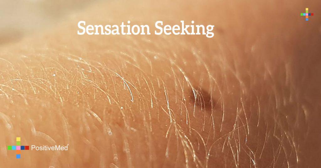 Sensation Seeking
