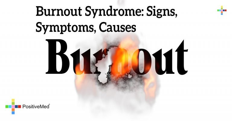 Burnout Syndrome: Signs, Symptoms, Causes