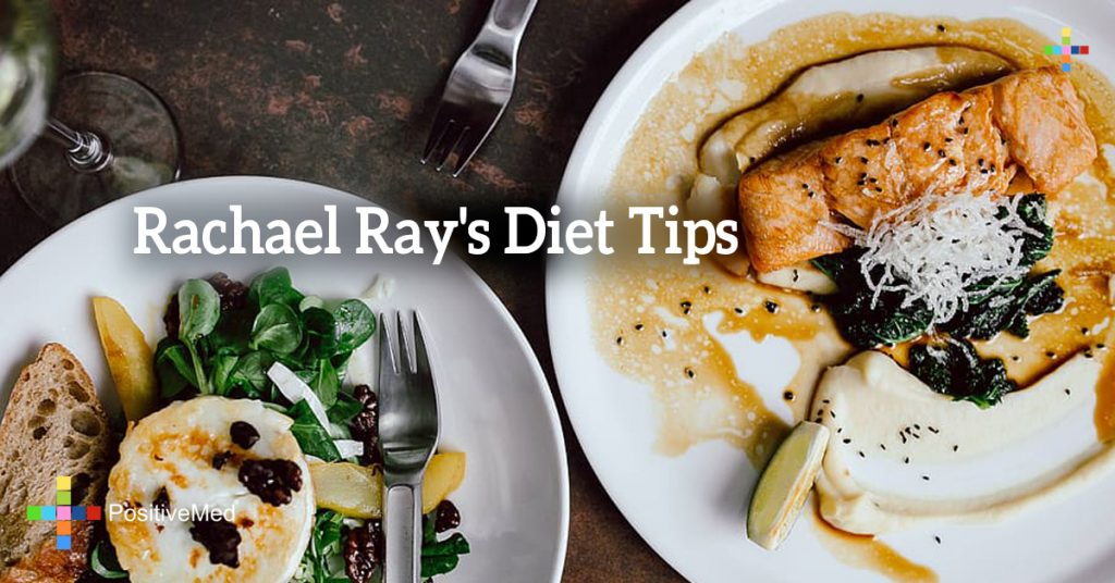 Rachael Ray's Diet Tips