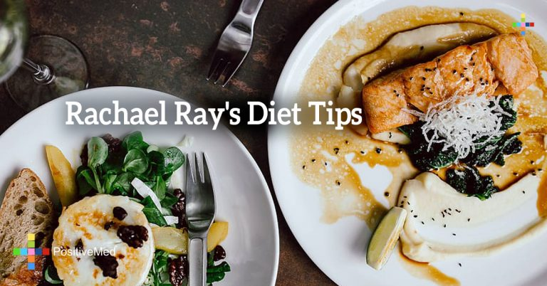 Rachael Ray's Diet Tips