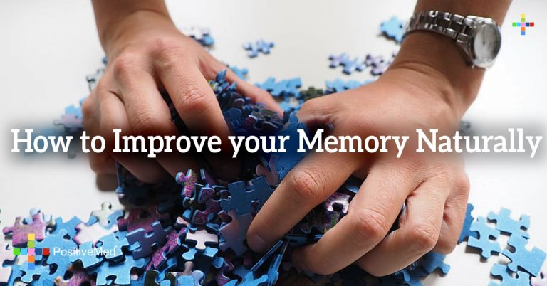 How to Improve your Memory Naturally