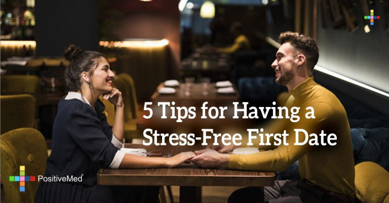 5 Tips for Having a Stress-Free First Date