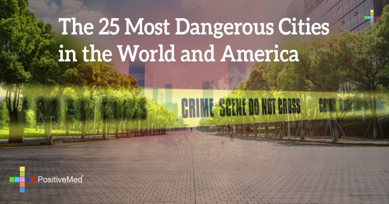 The 25 Most Dangerous Cities in the World and America