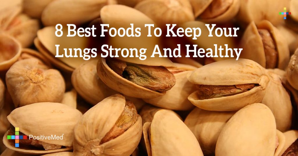 8 Best Foods To Keep Your Lungs Strong And Healthy
