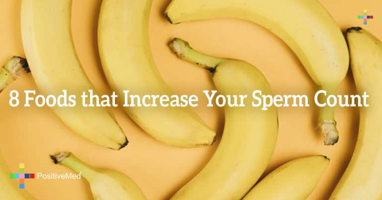 8 Foods that Increase Your Sperm Count