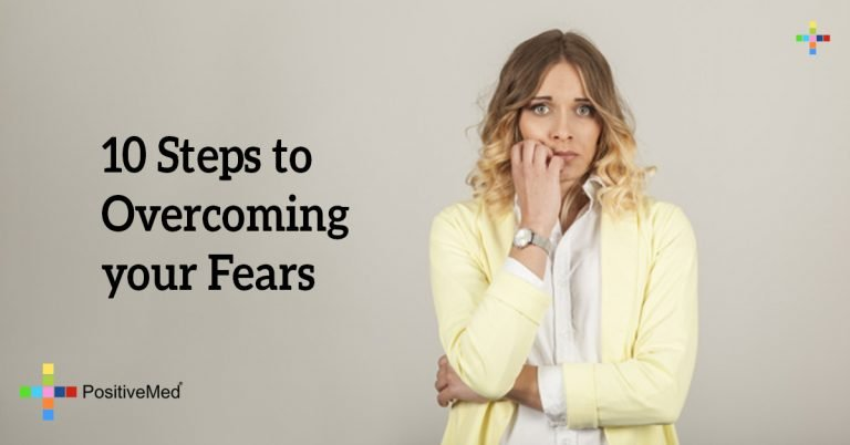 10 Steps to Overcoming your Fears