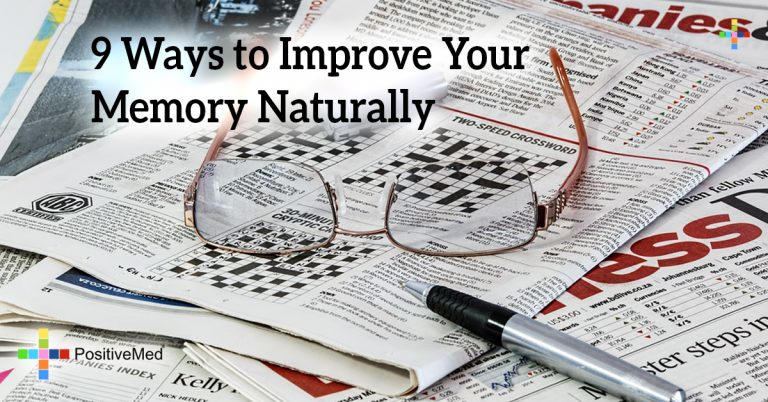 9 Ways to Improve your Memory Naturally