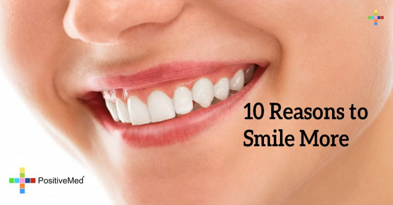 10 Reasons to Smile More