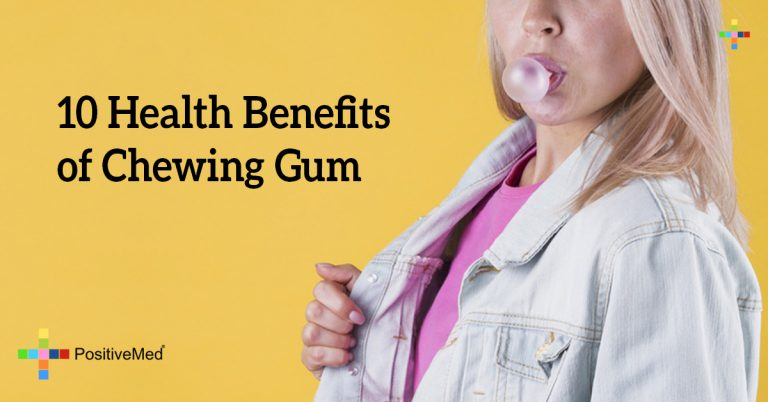 10 Health Benefits of Chewing Gum