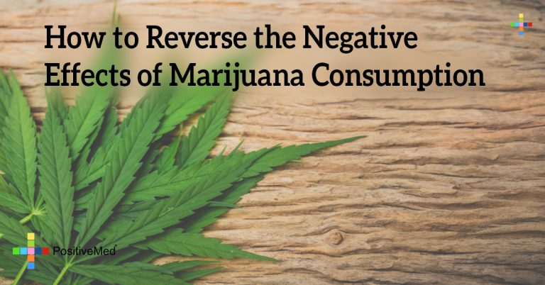 How to Reverse the Negative Effects of Marijuana Consumption