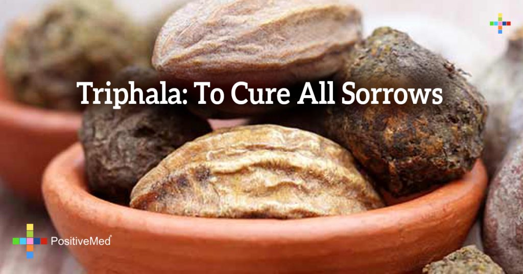Triphala: To Cure All Sorrows
