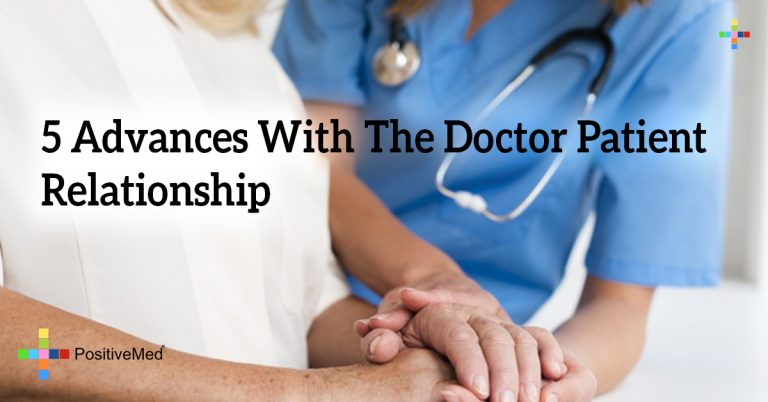 5 Advances With The Doctor Patient Relationship